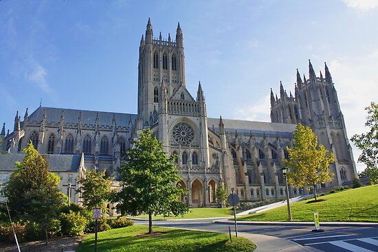 Quot National Cathedral College Washington Dc Usa Quot By