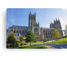 National Cathedral College, Washington DC, USA Canvas Print