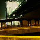 Brooklyn Bridge - New York City by peterrobinsonjr