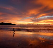 Sunset in Phuket by Gavinmc