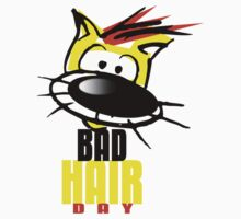 Bad Hair Day by SandraWidner