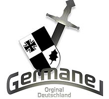 Germane  Wappen  by Hermodur