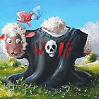 Sheep in Wolf&#x27;s Clothing by Conni Togel
