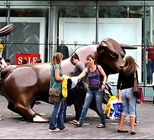 A Load Of Bull In Birmingham by Jazzdenski