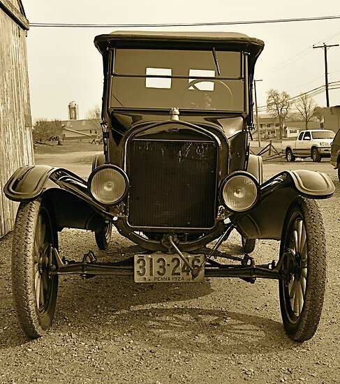 1924 Ford Pick-Up by Monte Morton