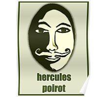 Hercules Poirot Poster