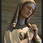Virgin Mary II by HELUA