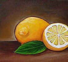 Lemons by Gayle Utter