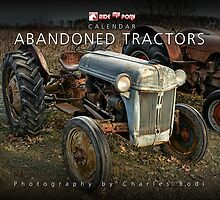 Abandoned Tractors by Charles Bodi