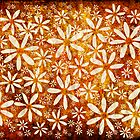 1001 daisies orange by 1001cards