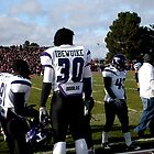 Tarleton State University Player at Playoffs by bigjason56