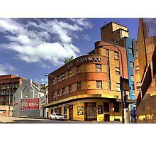 Hotel Hollywood - Surry Hills, Sydney, Australia Photographic Print