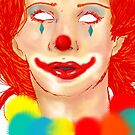RedHead Clown by AlexanderNero