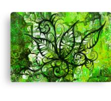 Jungle Jive Canvas Print