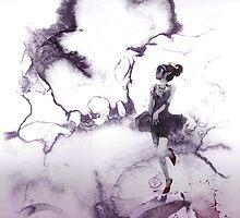 Ink Blott by Rose Moxon