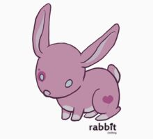 Pink By Rabbit Clothing by Undersound