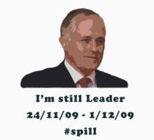I'm Still Leader by wolfcat