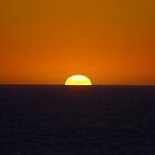 As the sun sets by JessicaGillan