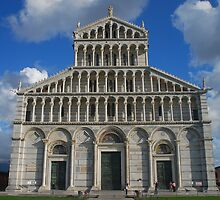 Pisa Cathedral by Peter Reid
