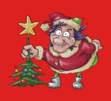 Strange Santa Claus by Konstantinas