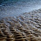 Sand Ripples by Lucia Baldini