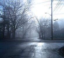 crossroad in the mist 1 by lingo