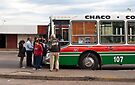 Bus To Chaco - Argentina by Kent DuFault
