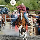 Hats Off - Woodstock Rodeo Tasmania 2009 by PaulWJewell