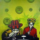 Rewind Mister Selector! by Satta van Daal