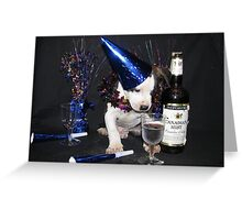 I'm Not Drinking That !! Greeting Card
