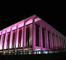 National Library by Graham Schofield