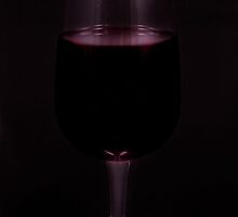 Red Wine by Jeffrey  Sinnock