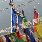 Prayer Flags by Brooke Findlay