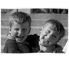 Ahhhhhhhhhh.....Brotherly Love................ Poster