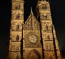Lorenzkirche-Nuernberg by trainmaniac