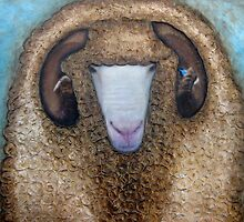 Lonesome Ram by Julie  Sutherland