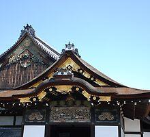Ninomaru Palace  by jojobob