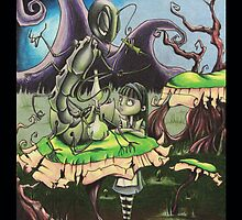 Burton Style Alice  by LaNatra
