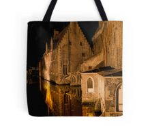 Old House (Brugge, Belgium)  Tote Bag