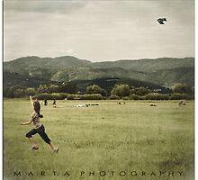 LEARNING TO FLY by M a r t a P h o t o g r a p h y