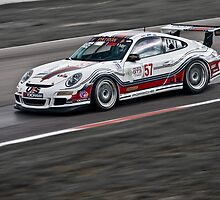 White Photography Transportation Racing Porsche 911 GT3 Challenge Intense by LongbowX
