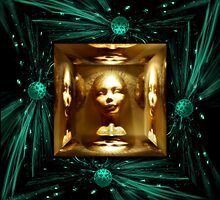Thought´s MirrorsBox by RosaCobos
