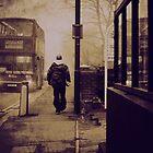 Oct - atmospheric london by cheburashka