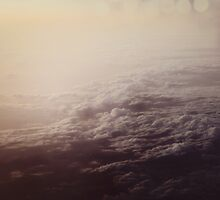 above the clouds by NicNilla