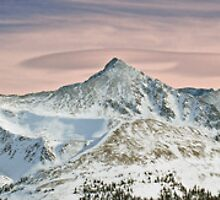 Summit County Colorado's Ten Mile Range  by ShotByAWolf