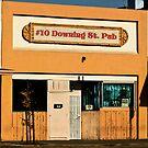 #10 Downing St. Pub by Buckwhite