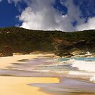 Another magnificently isolated beach by georgieboy98