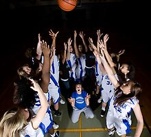 Greshem Gophers - Girls Basketball 5 by Doughboyconcept
