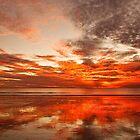 Australia - Cable Beach Sunset by Flemming Bo Jensen