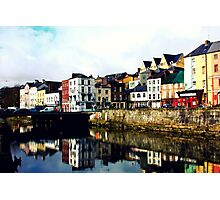 On the River Lee Photographic Print